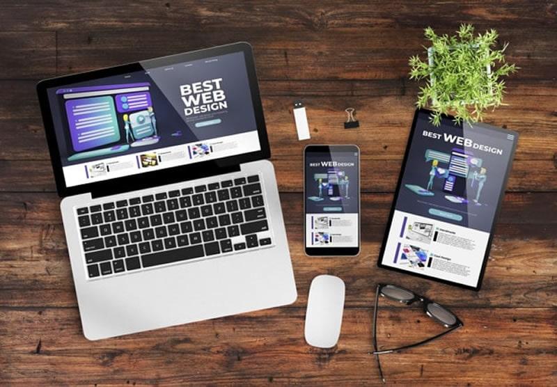 Desenvolvimento de sites profissionais